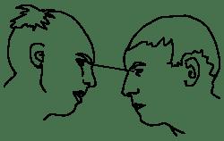 Ögonkontakt