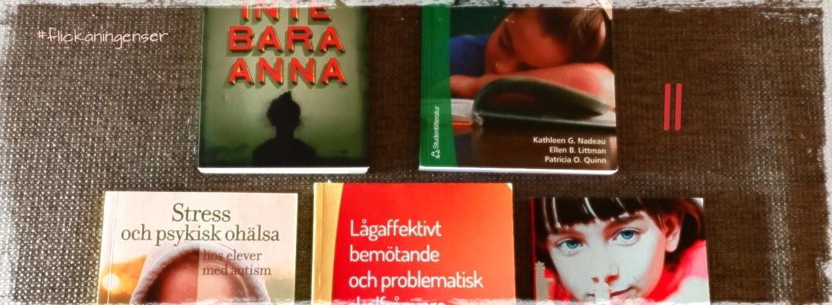 Lucka 11 - Ett  urval av böcker
